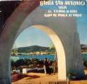 Hotel Bahía Portada disco San Antonio Disco